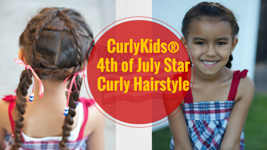 CurlyKids - For A Curly World - Article - A Curly Hairstyle for the Fourth of July