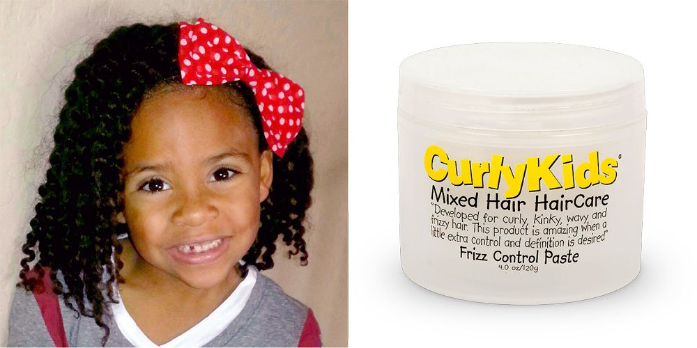 CurlyKids - For A Curly World - Article - Simple and Cute Easter Sunday Hairstyle Inspiration