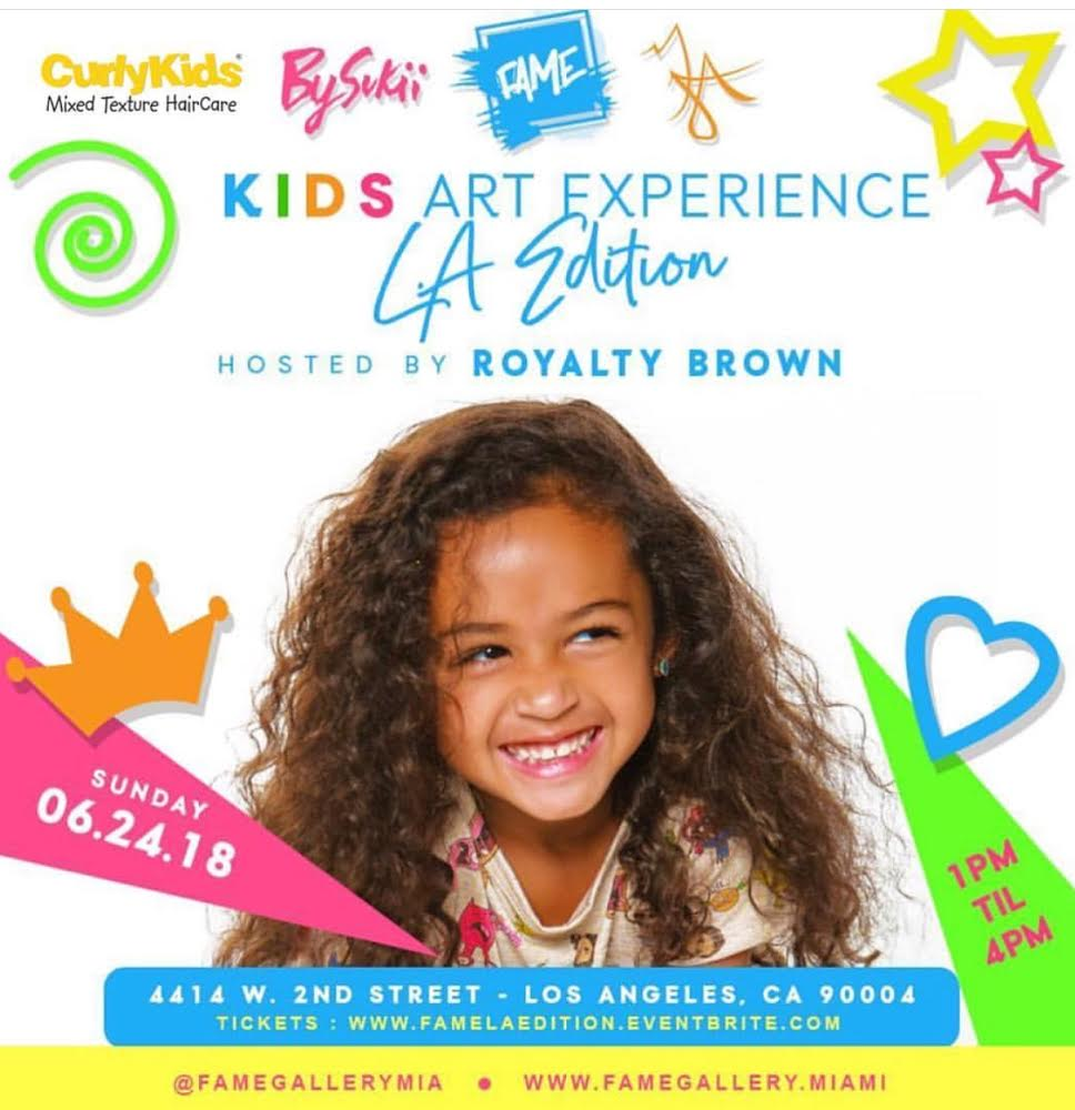 Kids Art Experience: L.A. Edition