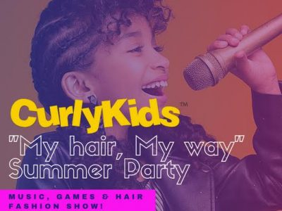 My Hair, My Way Summer Party